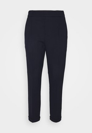 TROUSERS - Pantalones - navy