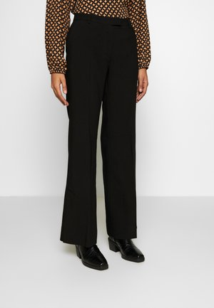HONNY TROUSERS - Broek - black