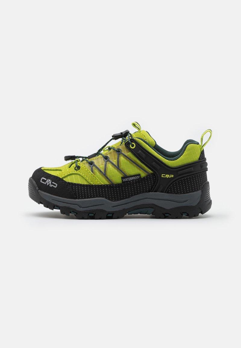 CMP - KIDS RIGEL LOW SHOE WP UNISEX - Hiking shoes - energy jungle