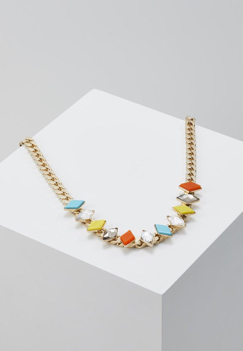 Anton Heunis - Collar - yellow/turquoise/orange