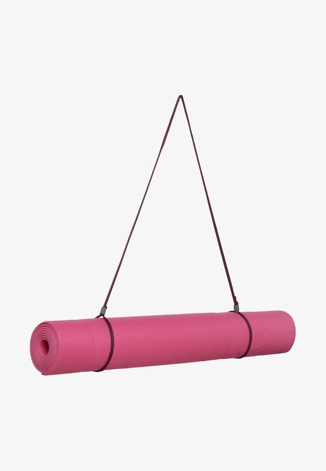FUNDAMENTAL YOGA MAT - Fitness / Yoga - pink