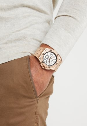 ESTÈVE - Chronograph watch - light pink
