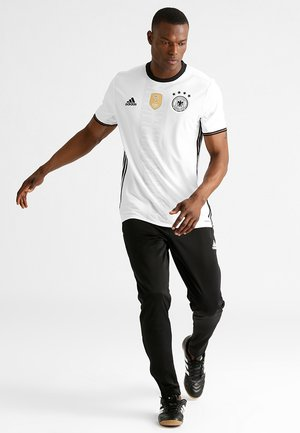 DFB GERMANY - Sports shirt - white/black
