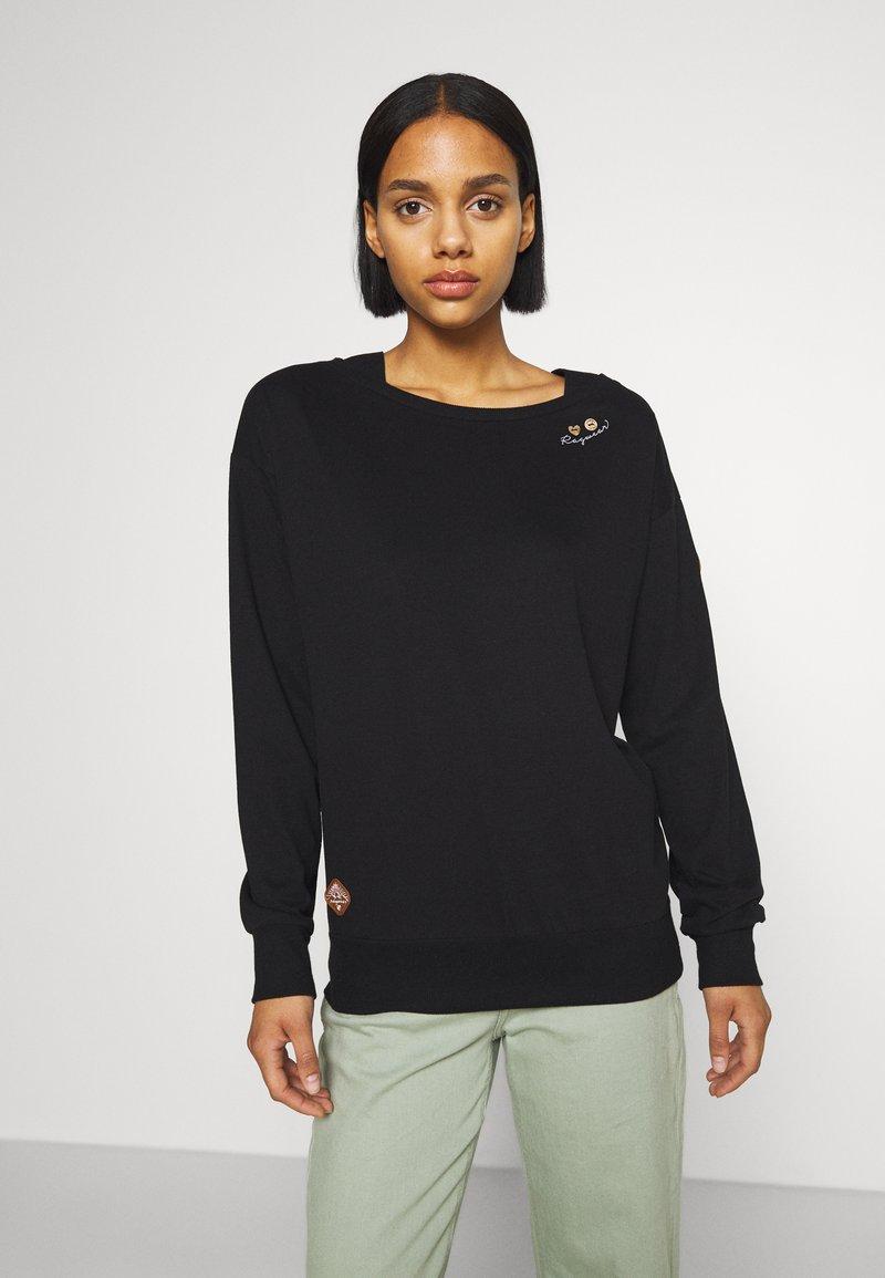 Ragwear - NEREA - Long sleeved top - black