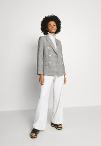 WEEKEND MaxMara - ASTRALE - Blazer - grey/blue - 1