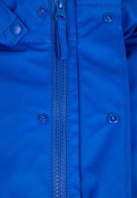 CeLaVi - RAINWEAR SUIT BASIC UNISEX - Waterproof jacket - ocean blue - 4