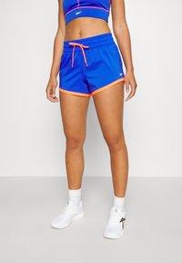 Reebok - SHORT - Pantalón corto de deporte - court blue - 0