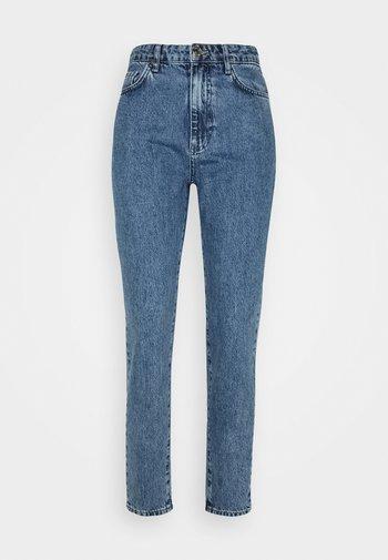 DAGNY HIGHWAIST - Jeans fuselé - mid blue