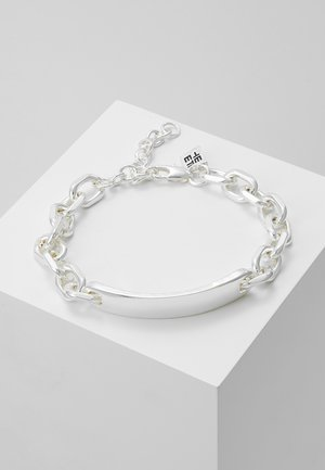 BREAK ENTER CHAIN BRACELET - Bracelet - silver-coloured