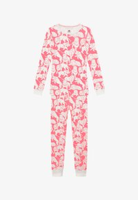 J.CREW - SLEEP TIGER - Pyjama set - neon pink ivory - 3