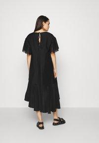 DESIGNERS REMIX - SONIA VOLUME DRESS - Occasion wear - black - 2