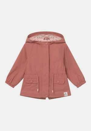 TRENCH - Parka - rose tan
