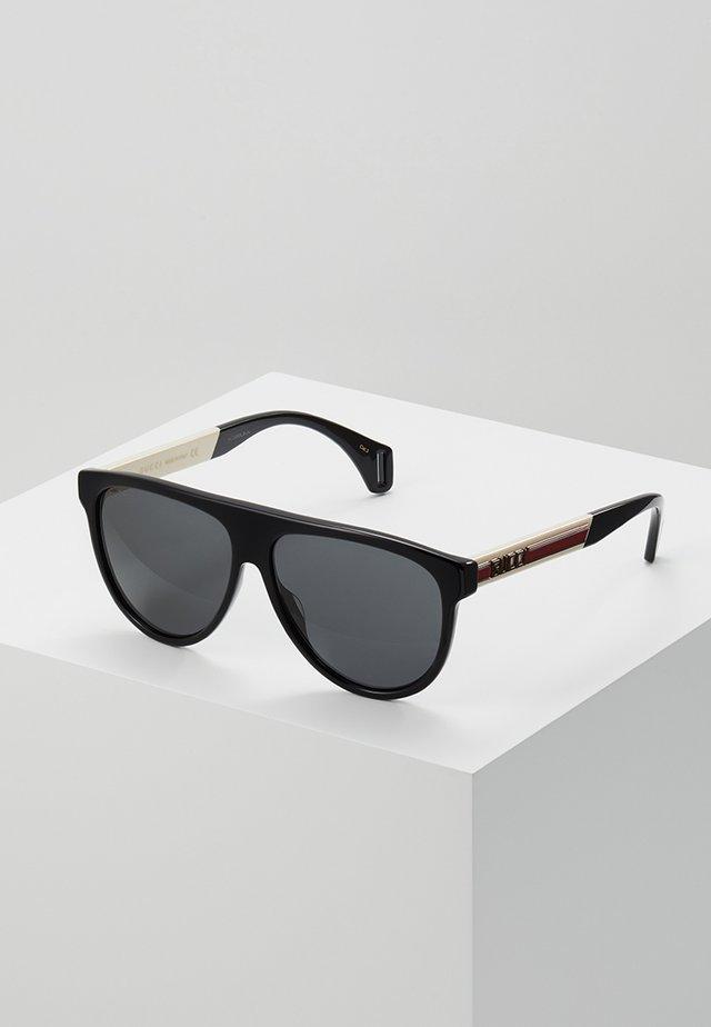 Solbriller - black/white/grey