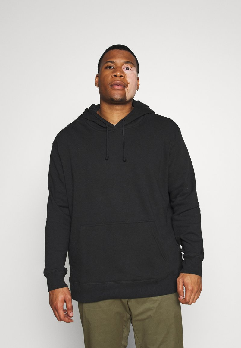 Cotton On - ESSENTIAL  - Hoodie - black