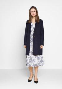 Lauren Ralph Lauren - DOUBLE FACE - Classic coat - navy - 1