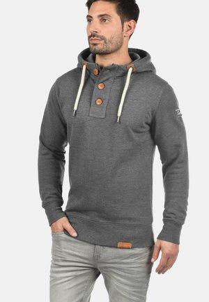 TRIPSTRIP - Hoodie - grey melange