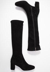 Peter Kaiser Wide Fit - WIDE FIT BARLA - Boots - schwarz - 3