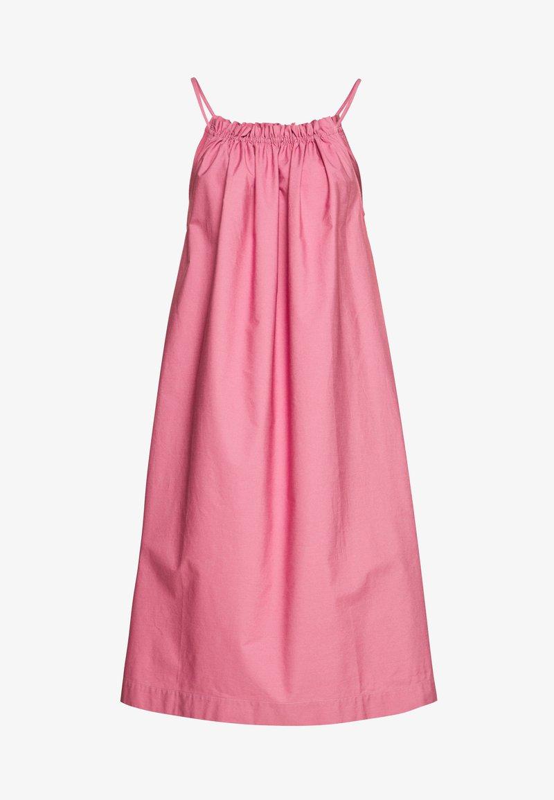 Rika - CORISCA DRESS - Vapaa-ajan mekko - cherry