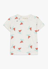 Smitten Organic - TEE BABY ZGREEN - Print T-shirt - bamboo fresh - 0