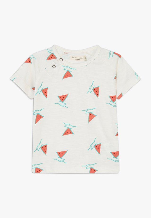 TEE BABY ZGREEN - T-shirt z nadrukiem - bamboo fresh