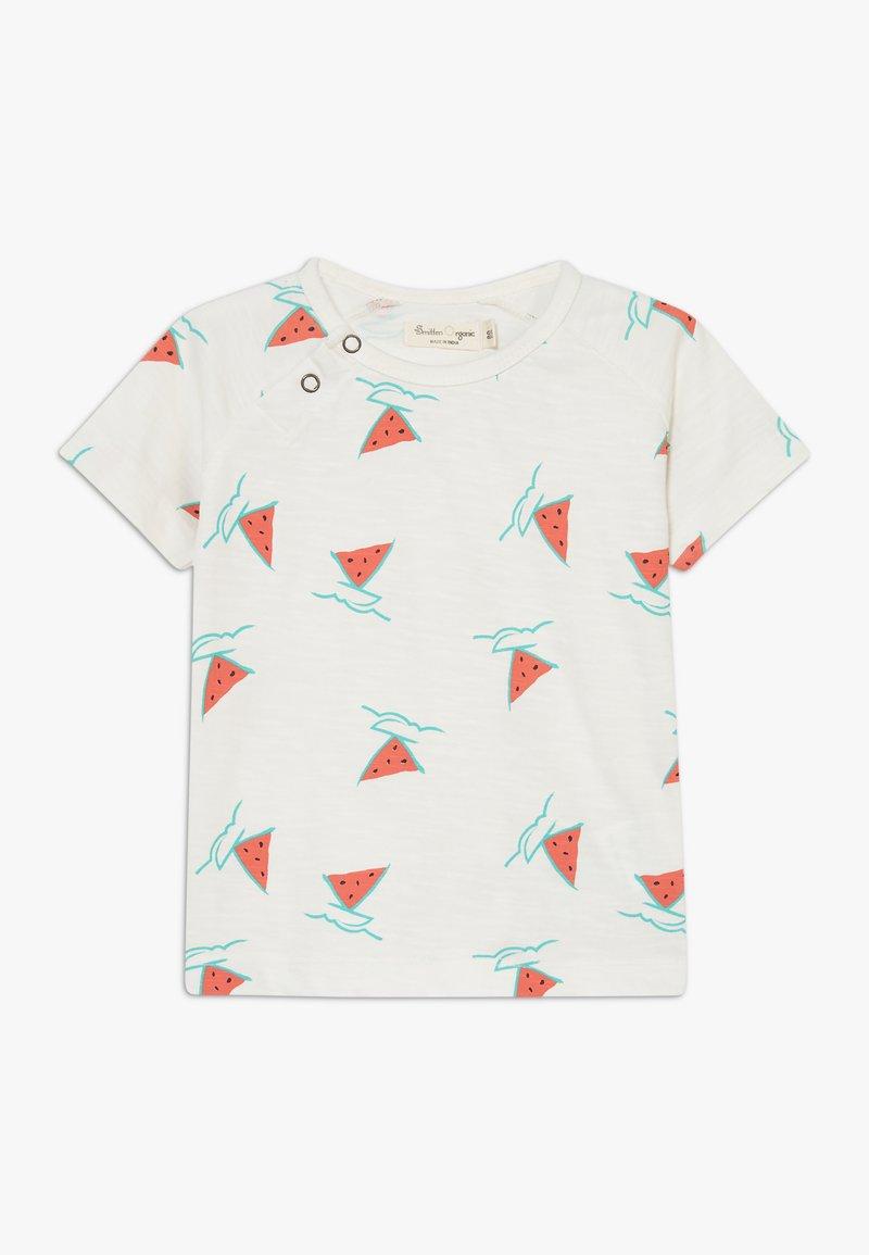 Smitten Organic - TEE BABY ZGREEN - Print T-shirt - bamboo fresh