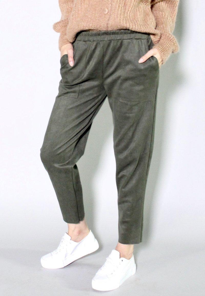Riquai Clothing - Trousers - olive