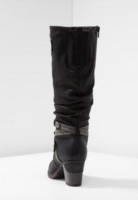Rieker - Winter boots - schwarz - 5