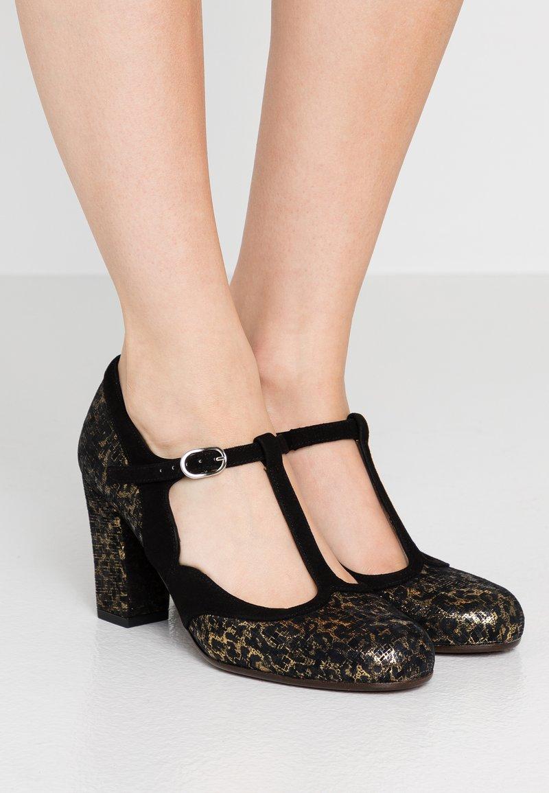 Chie Mihara - ULISE - High heels - perseo oro