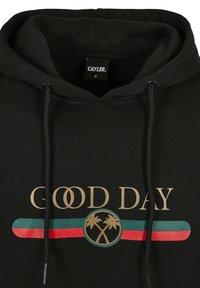 Cayler & Sons - GOOD DAY - Hoodie - black/mc - 2