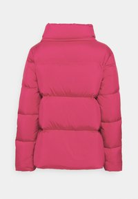 Tommy Hilfiger - PUFFY HOODED - Doudoune - royal magenta - 7