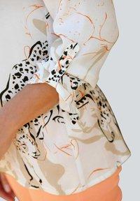 Alba Moda - Blouse - off-white,beige,orange - 3