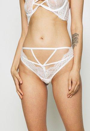 EVE OPEN BRAZILIAN - Kalhotky - off white