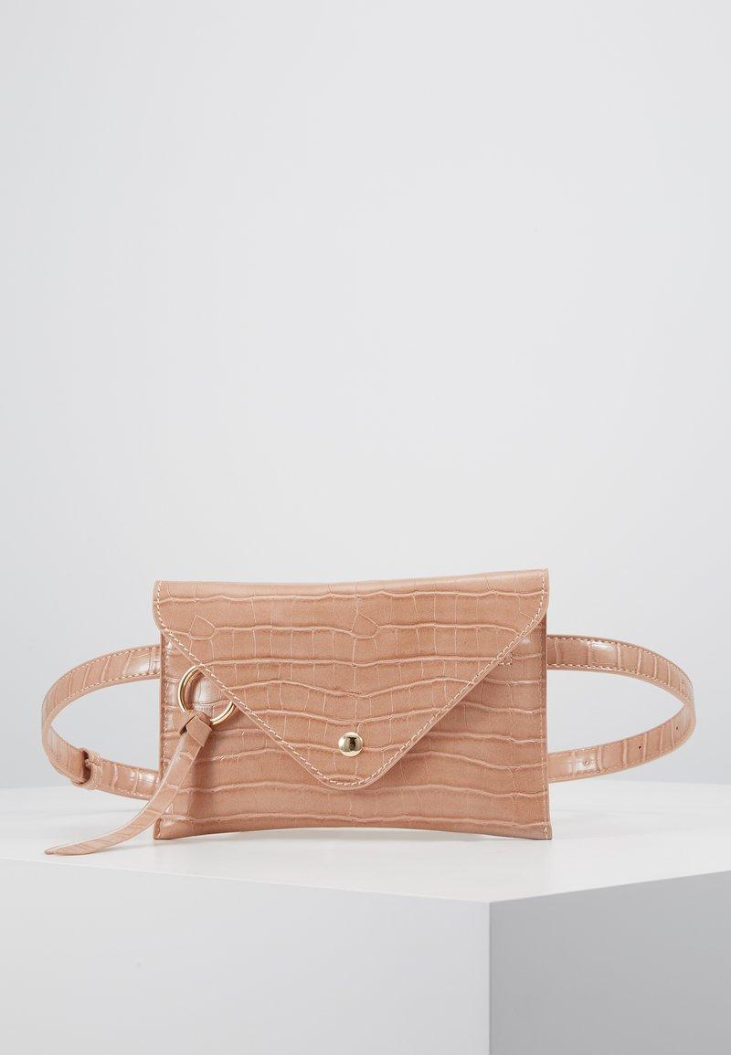 Inyati - IDA - Bum bag - peach croco