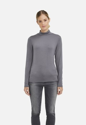 Long sleeved top - graphit