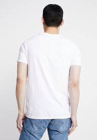 Levi's® - CREWNECK 2 PACK - T-shirts print - white/heather grey