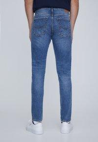 PULL&BEAR - Jeans Skinny Fit - royal blue - 1