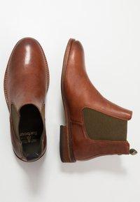 Barbour - BEDLINGTON - Classic ankle boots - tan - 1