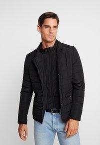 Teddy Smith - V-ROBIN - Light jacket - black - 0