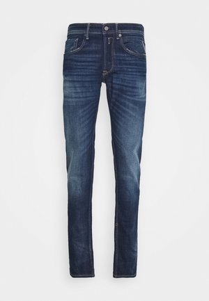 WILLBI - Vaqueros tapered - dark blue
