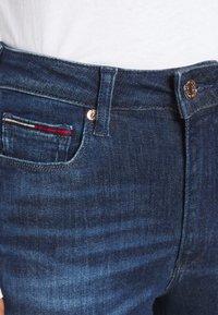 Tommy Jeans - SYLVIA SUPER SKNY - Jeans Skinny Fit - dynamic mira dark blue - 4