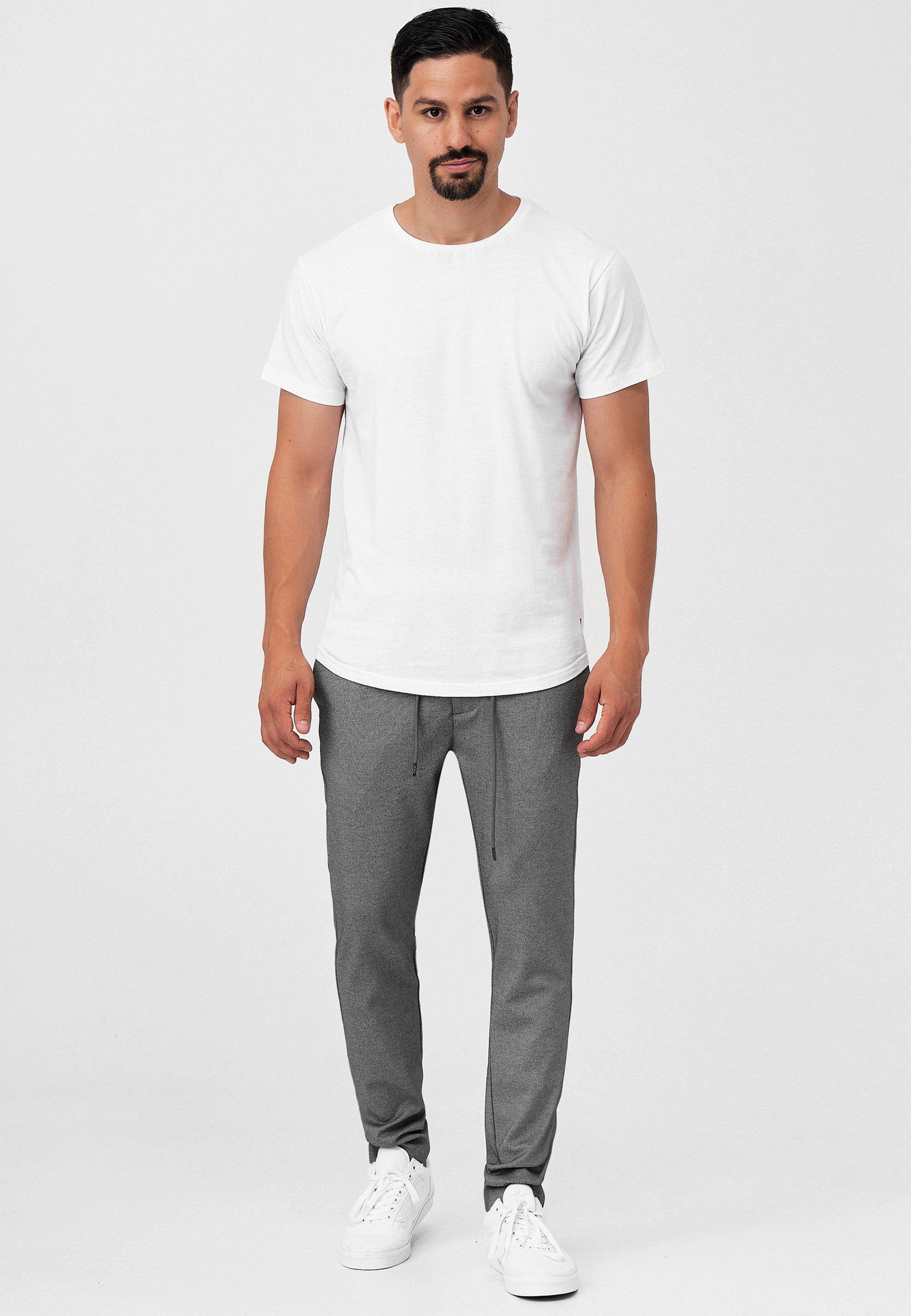 Homme SUPER STRETCH DYER - Pantalon classique