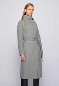 BOSS - CEDANI - Classic coat - grey - 0