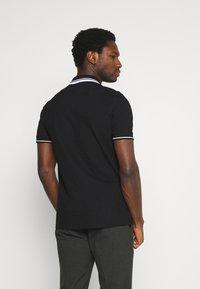 Guess - SCOTT - Polo shirt - jet black - 2