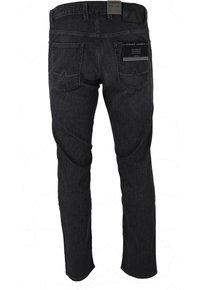 ALBERTO Pants - PIPE - Slim fit jeans - schwarz - 1