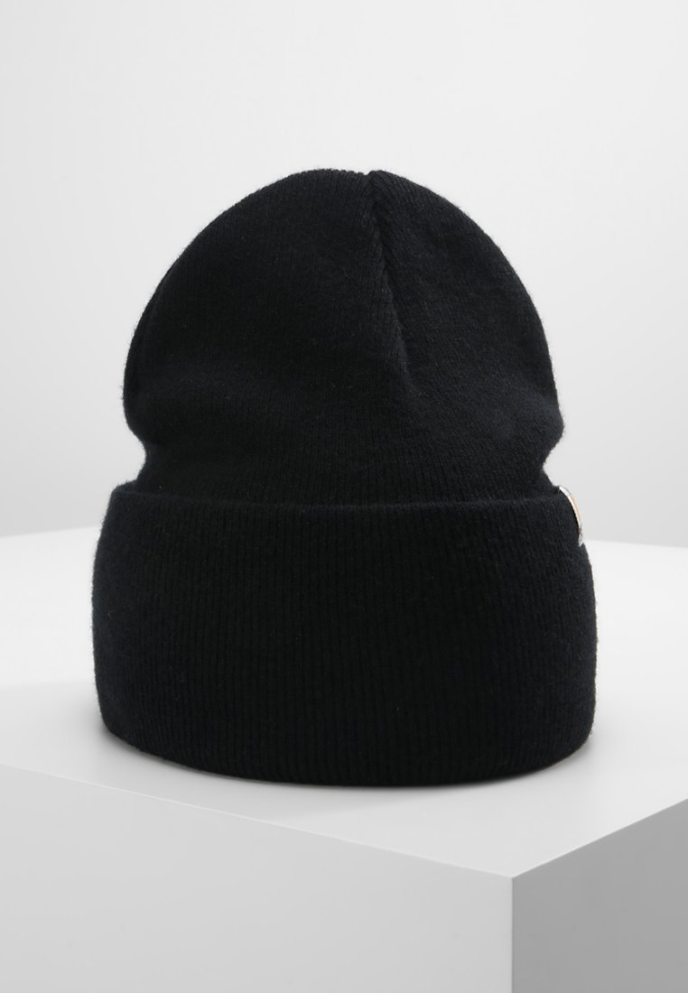 Carhartt WIP - PLAYOFF BEANIE UNISEX - Lue - black