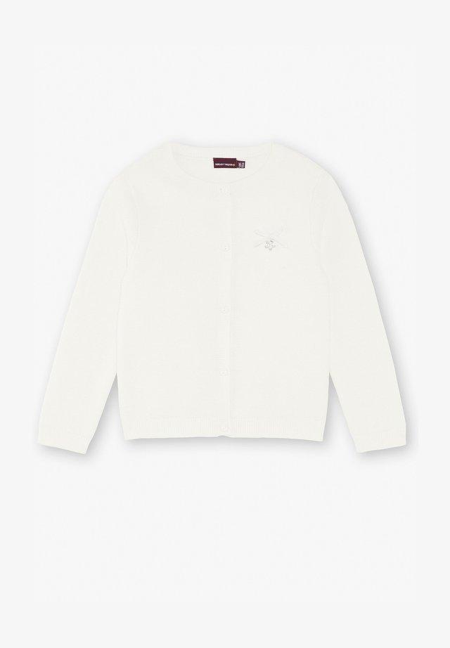 Vest - off white