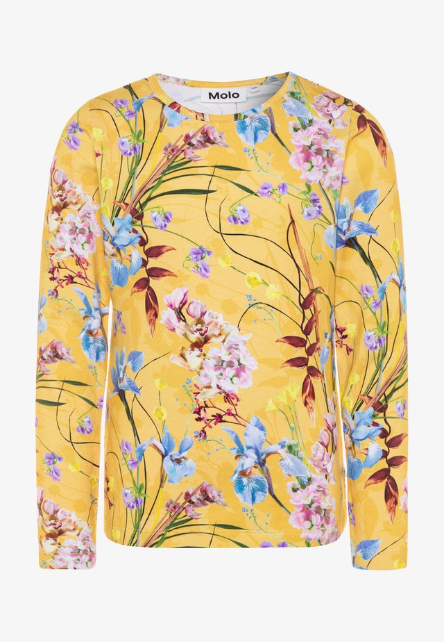ROSE - Long sleeved top - yellow