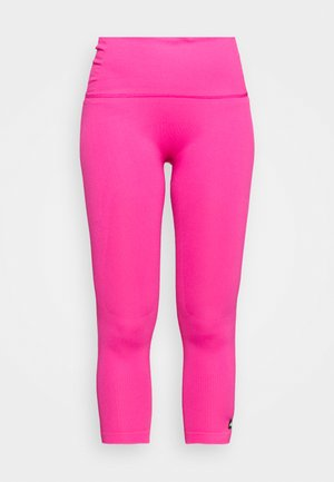 SCULPT  - Leggings - screaming pink