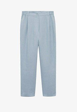 Kalhoty - bleu ciel