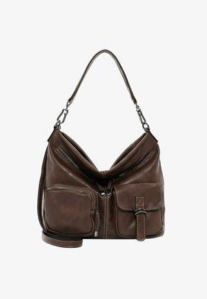 LISSY - Handtas - brown